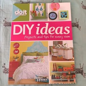 DIY Ideas Book